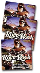 Röjarrock Samlings CD